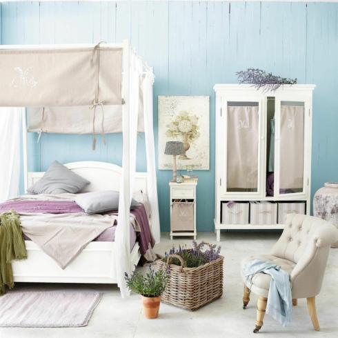 decorar-un-dormitorio-de-matrimonio-cama-dosel