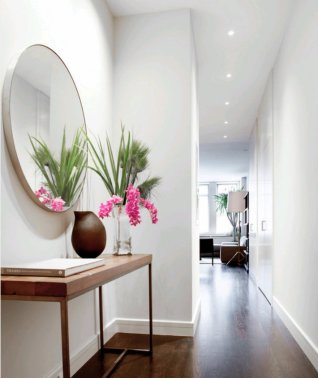 5-beautiful-entrance-halls-with-a-round-mirror_Wettling-Architects